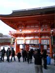下鴨神社へ初詣